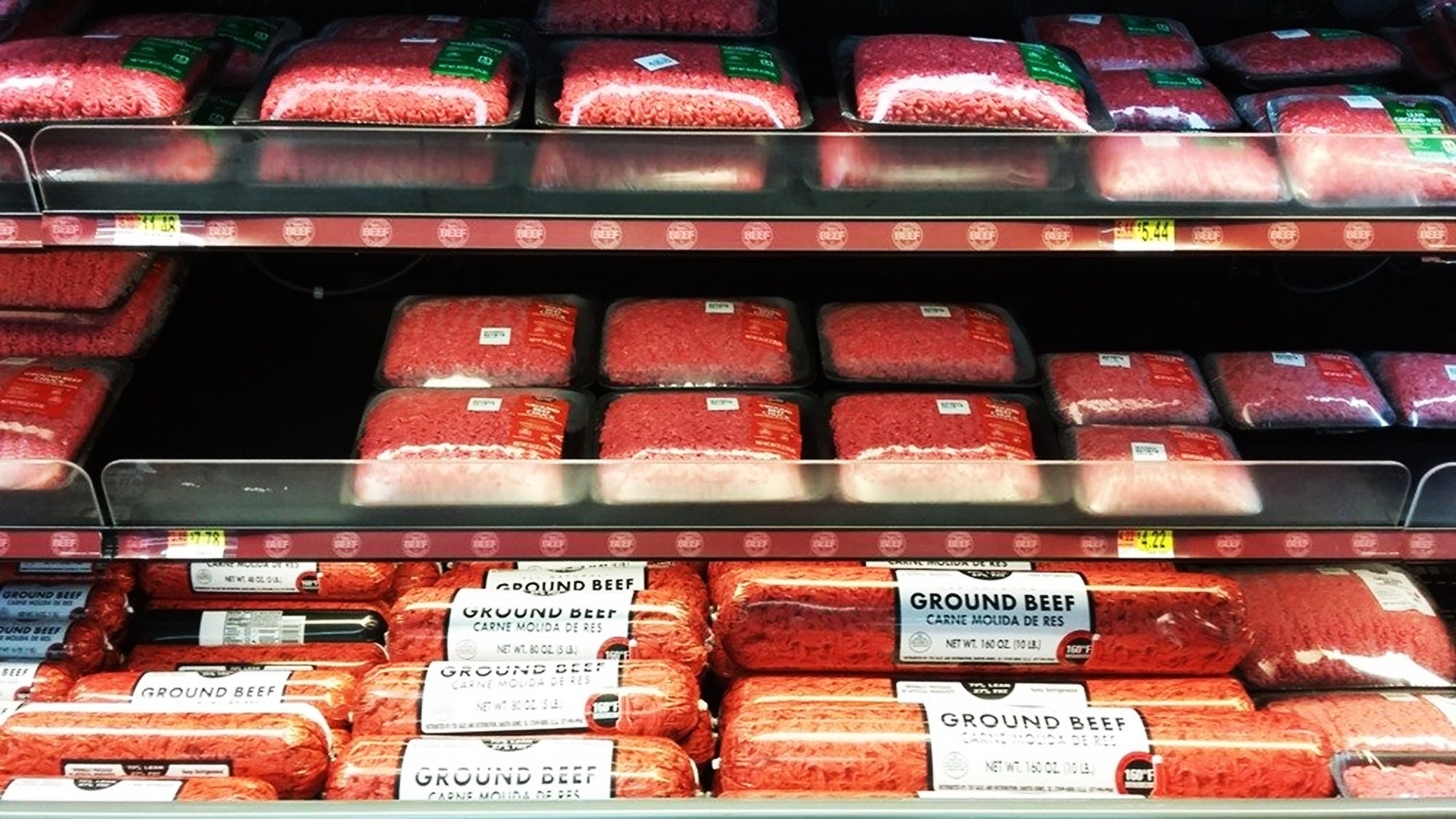 What is the best ground beef for hamburgers