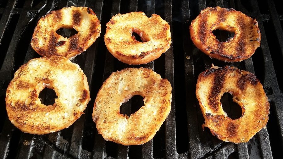 How to Grill Donuts