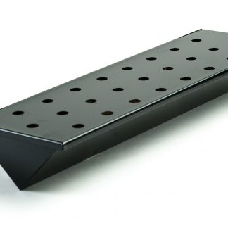 large of the Large V shaped smoker box: