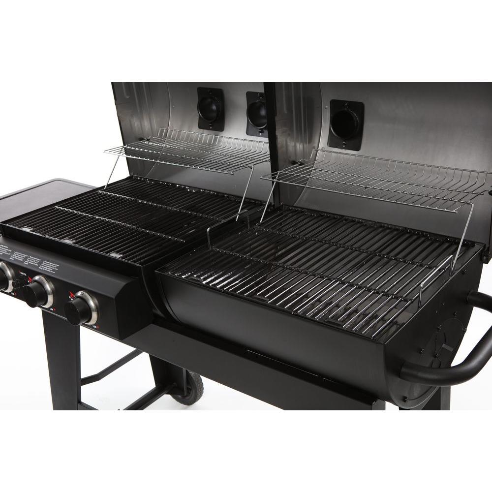 Char Griller Dual Function Double Play Review