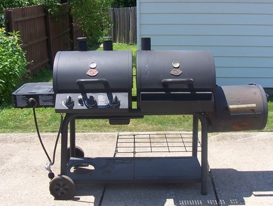 Outdoor Grill Type Comparison