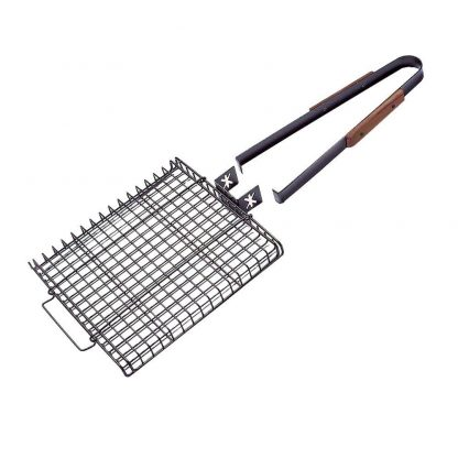 Ultimate Removable Handle Grill Basket