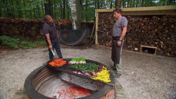 grilling and barbecue TV shows