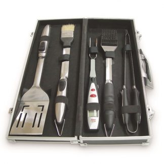 Grill Tool Kit with case