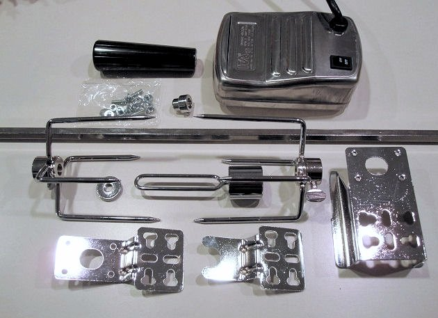 Rotisserie Parts and Accessories