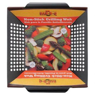grilling wok