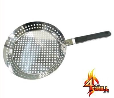 Grill Skillet Stainless Steel