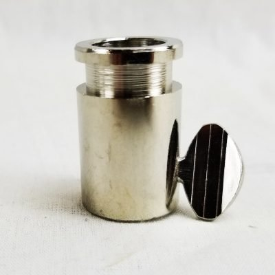 stainless spit rod bushing