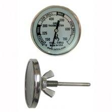 Tel-tru grill lid thermometer