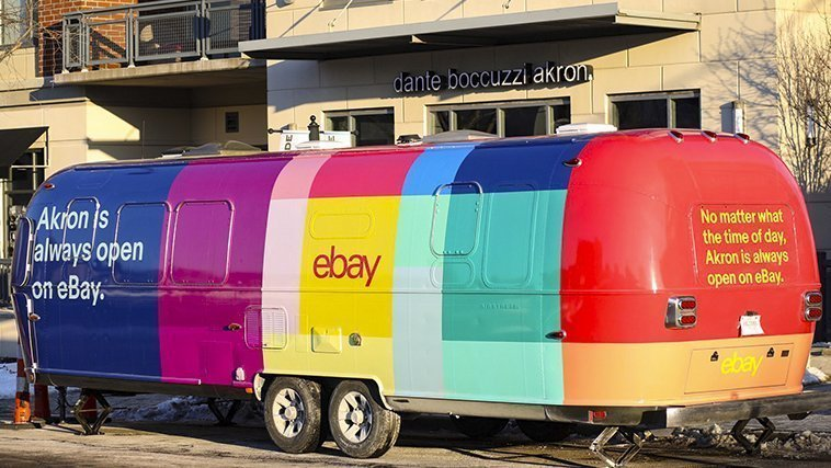e-bay Retail Revival