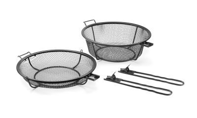 Jumbo Mesh Grill Basket parts