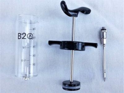 syringe marinade injector parts