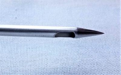 syringe marinade injector needle