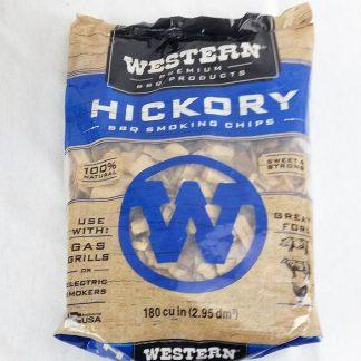 Hickory Wood Smoking Chips
