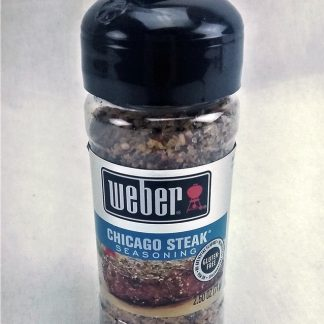 weber chicago steak seasoning