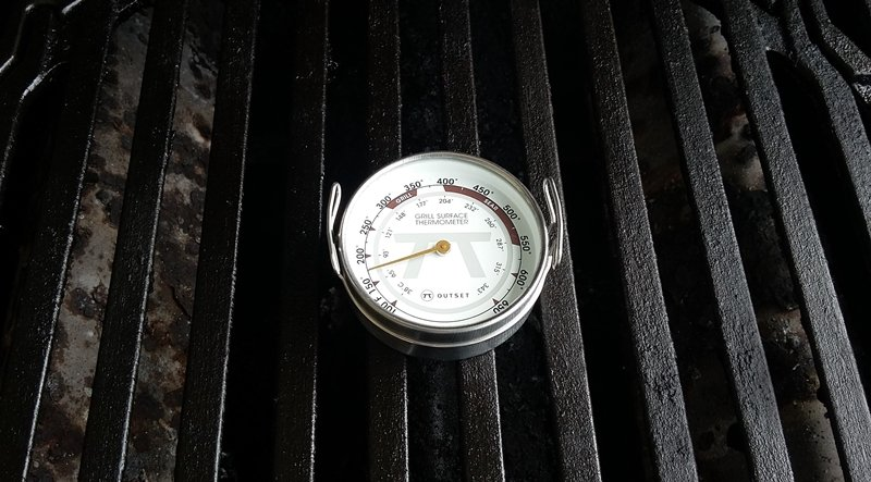 how to use a grill surface thermometer 2