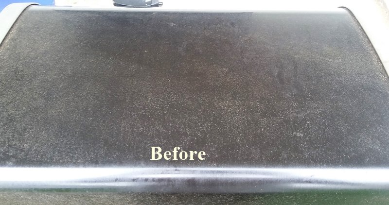 Weber exterior grill cleaner review before