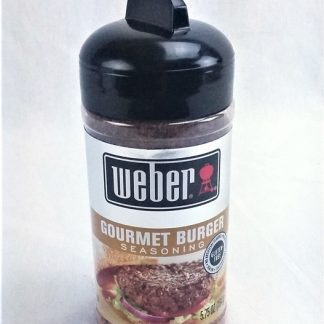 Weber gourmet burger seasoning