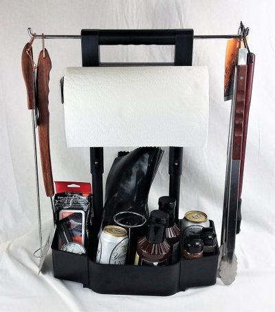grill tool caddy