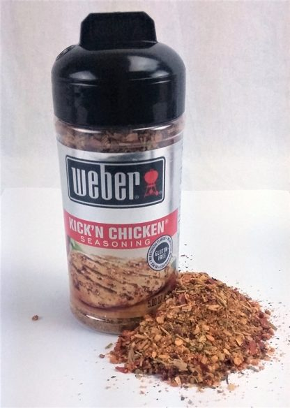 weber kick'n chicken seasoning large