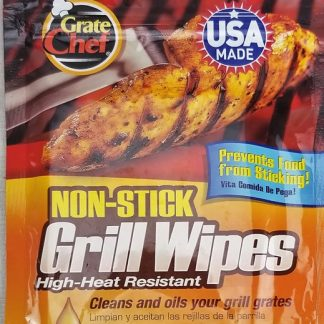 Grill Wipes Grate Chef