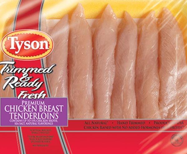 What is a chicken tenderloin?